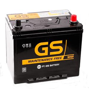 GS 70Ah MF80D23L