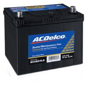 AcDelco 80Ah 85D26L/R