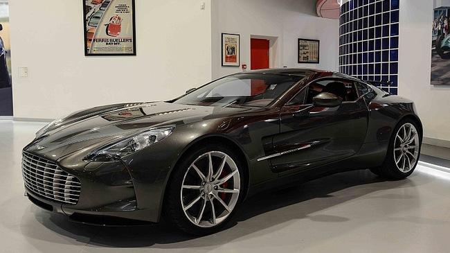 Siêu xe Aston Martin