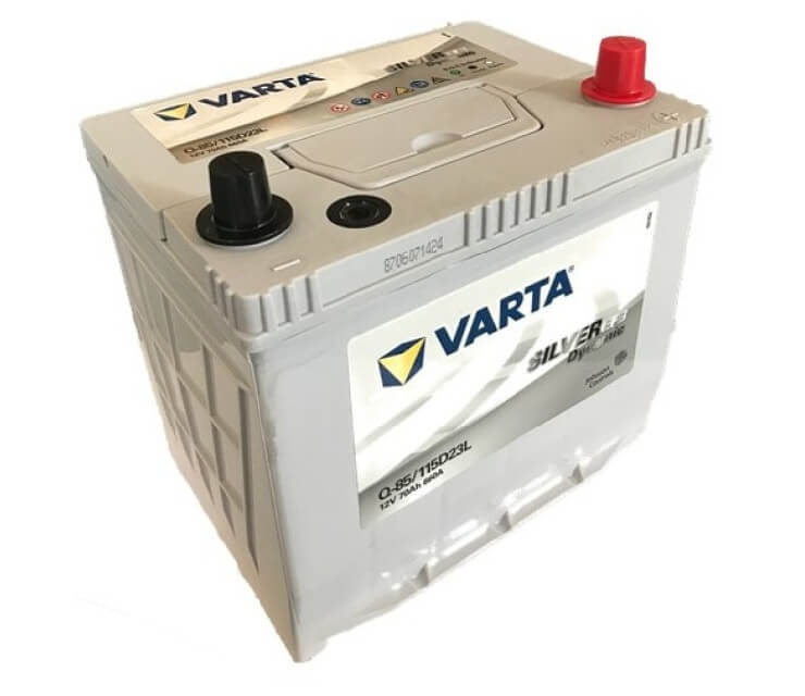 VARTA Silver Dynamic EFB 65Ah ( Lắp Mazda có Istop )
