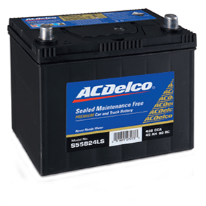 AcDelco 70Ah 80D26L