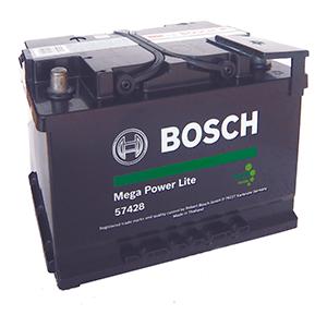 Bosch 74Ah Din 57428