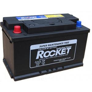 Rocket 80Ah Din 58014