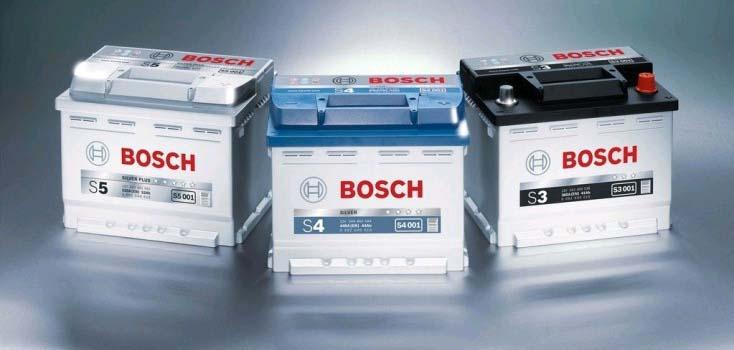 Bình Ắc Quy Khô Bosch