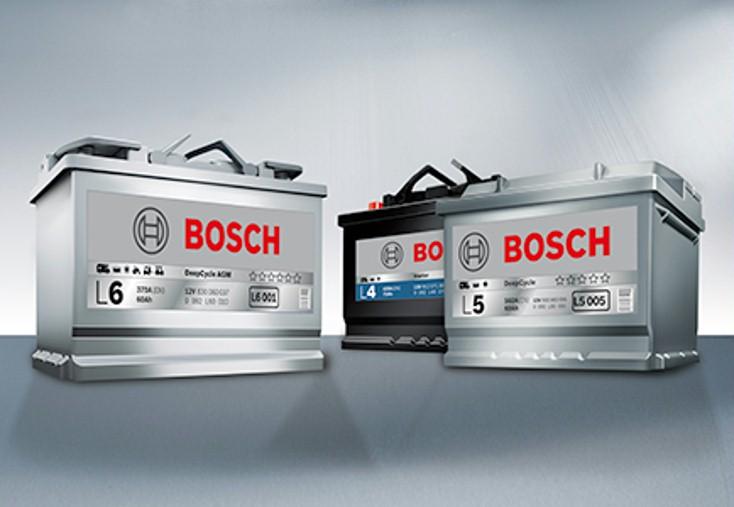 Phân phối Bình Ắc Quy Bosch
