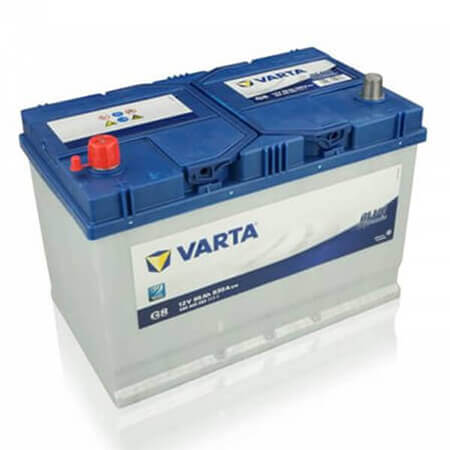 Varta 65Ah 75D26R
