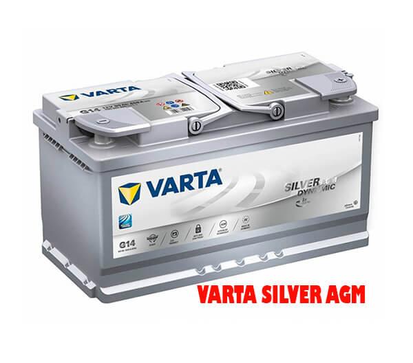 Varta 70Ah AGM LN3